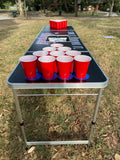 Beer Pong Table with Cooler Bag - Sink It, Drink It