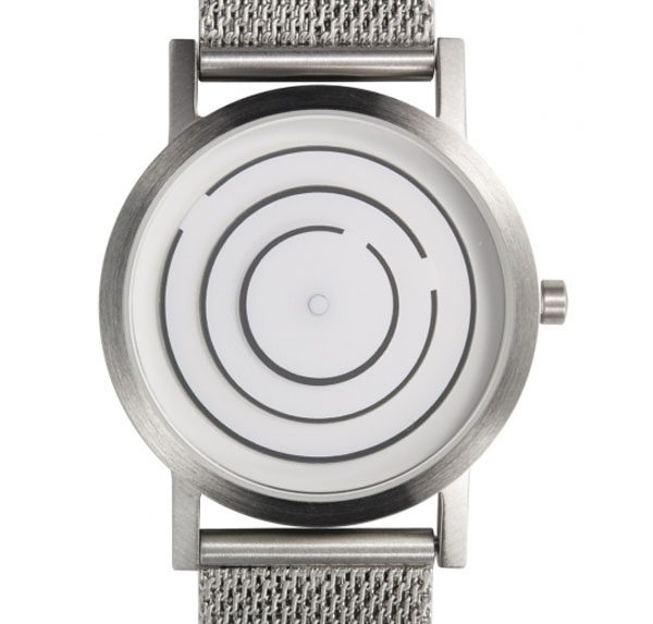 33mm Stainless Steel Free Time Watch