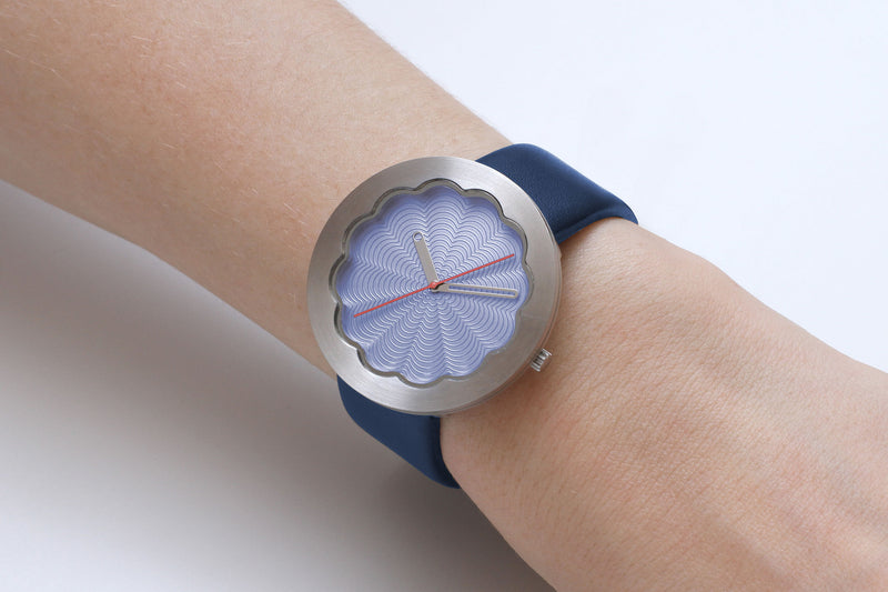 Scallop Lavender Watch - 2017 GOOD DESIGN Award