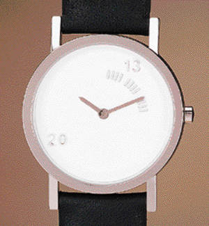 Francois de Menil The Contemplation Watch