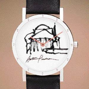 Antoine Predock The Pantheon Watch