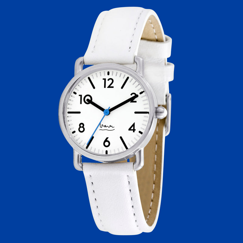 Witherspoon White with White Band 30mm