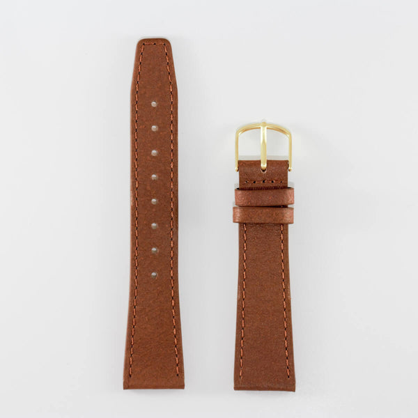 20 mm M & Co Brown band, IPG Buckle