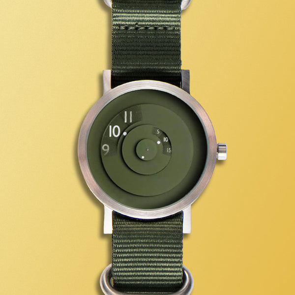 Reveal Watch GREEN