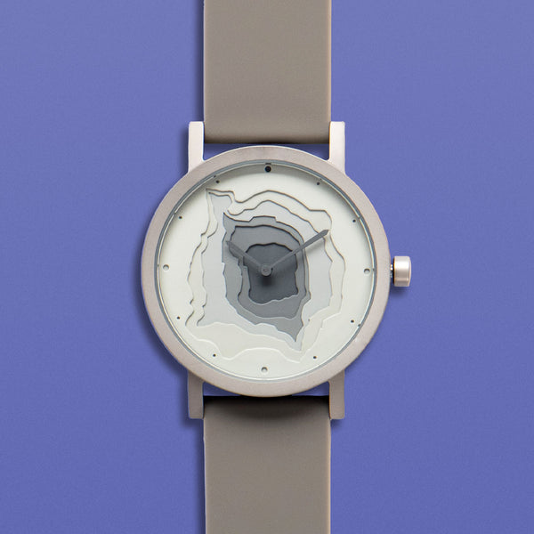 Terra-Time Watch GRAY