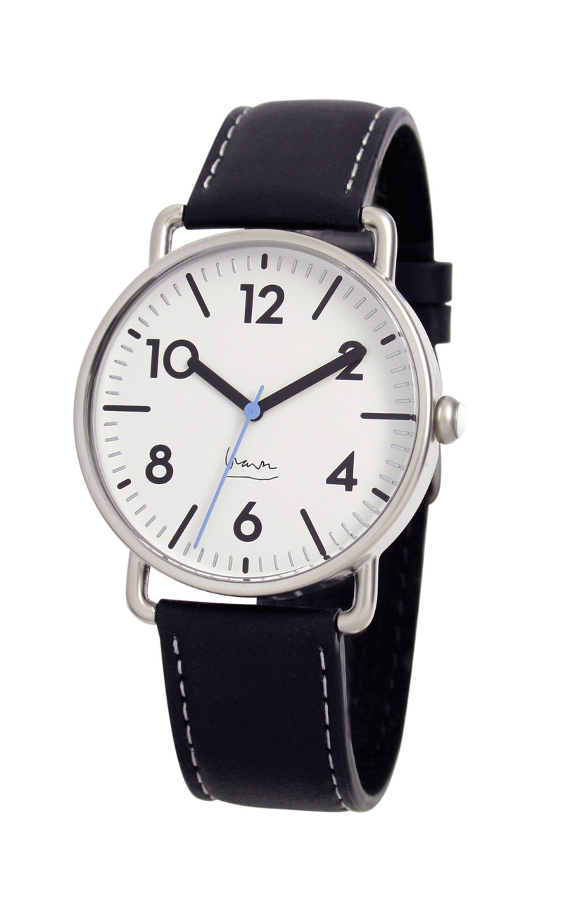Witherspoon WHITE with BLACK Band