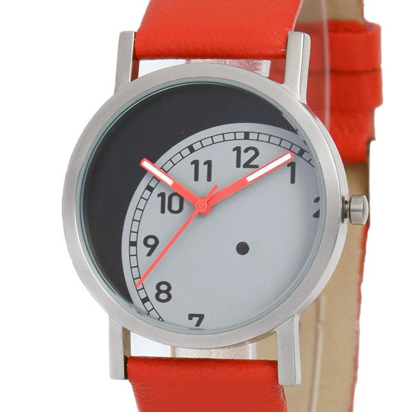 Lost Time Sliding Dial Watch