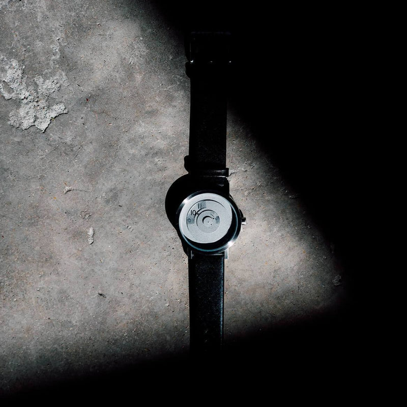 40mm Steel Reveal Watch
