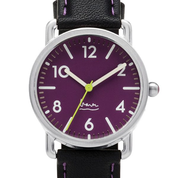 Ladies Purple Witherspoon Watch