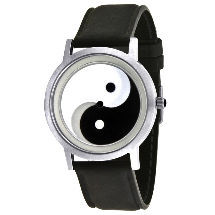 Projects Yin Yang Watch – Opposites Needing to Exist