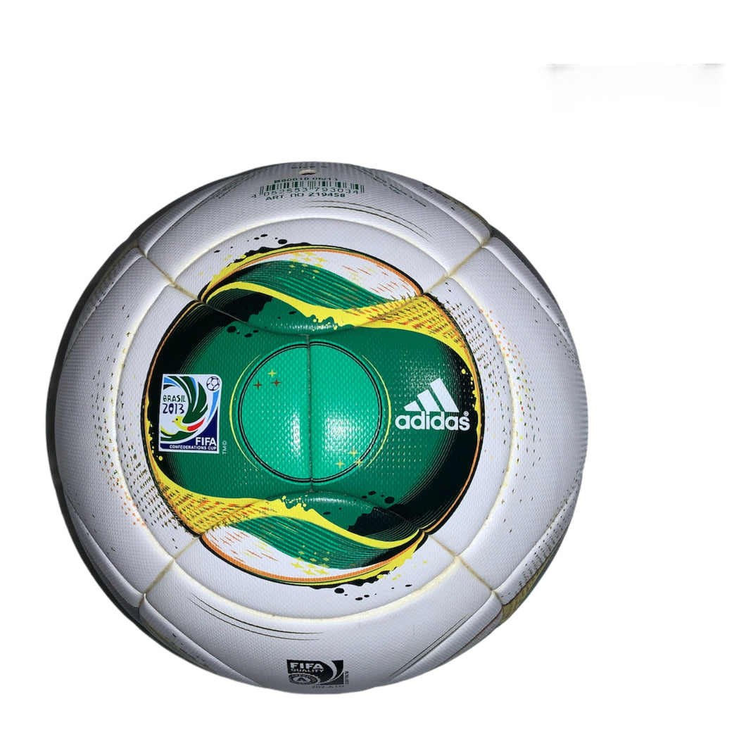 Official Match Ball Confederation Cup Brazil 2013 Cafusa