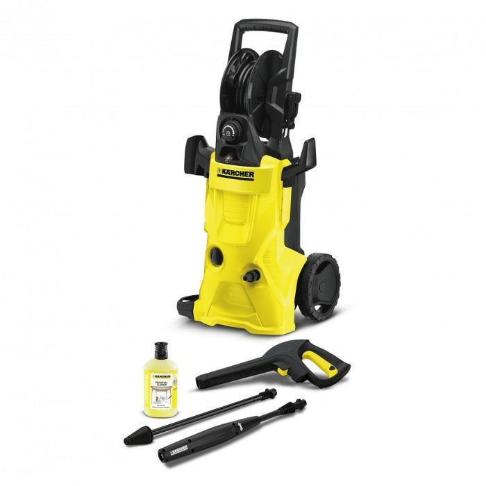 Karcher K4 PREMIUM High Pressure Jet Cleaner 1.9Kw 130Bar Italy