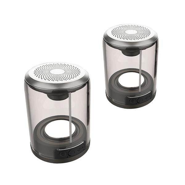 TWS Magnetic Bluetooth Speaker transparent