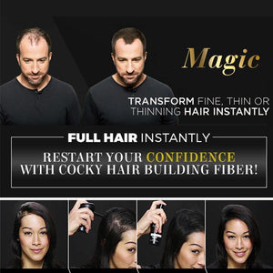 Hair Building Fibers (Last Day Special)