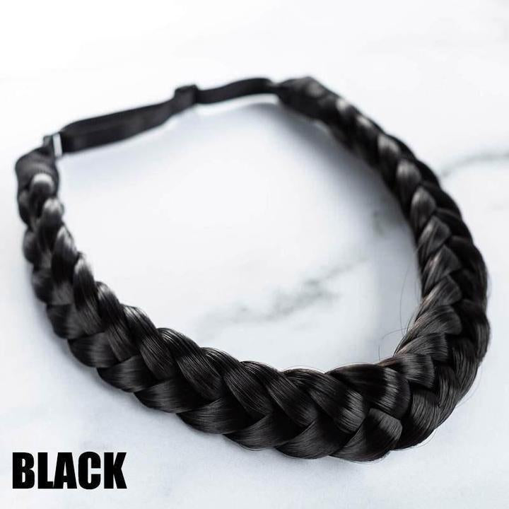 Twist braid Hairbands (2PCS)