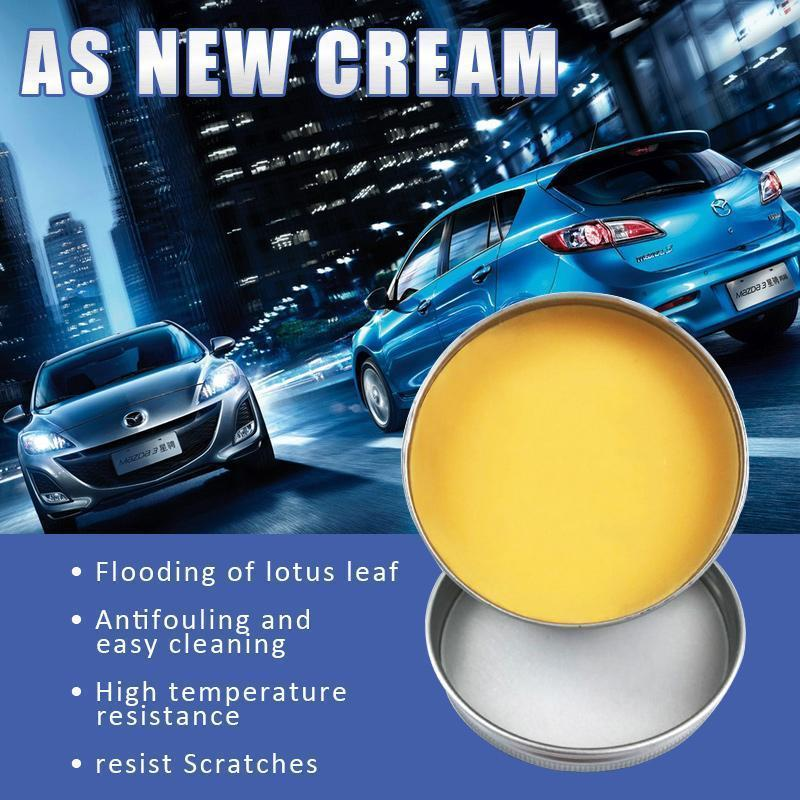 As New Cream