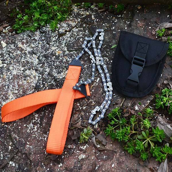 Outdoor Survival Hand Chainsaw