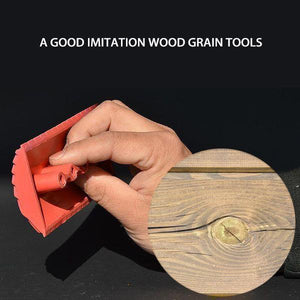 Wood Grain Tool - Wood Graining DIY Tool Set
