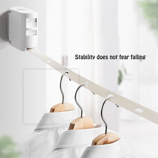 Retractable Invisible Clothesline