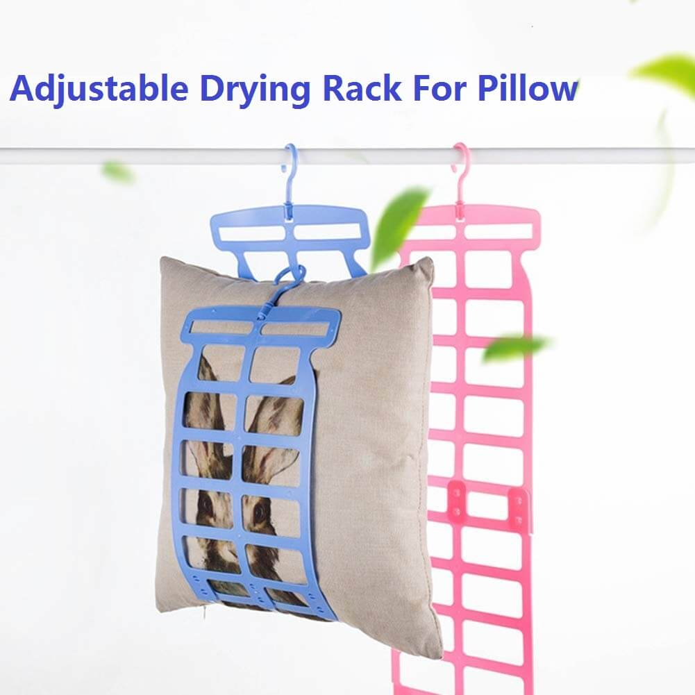 Adjustable Drying Rack For Pillow