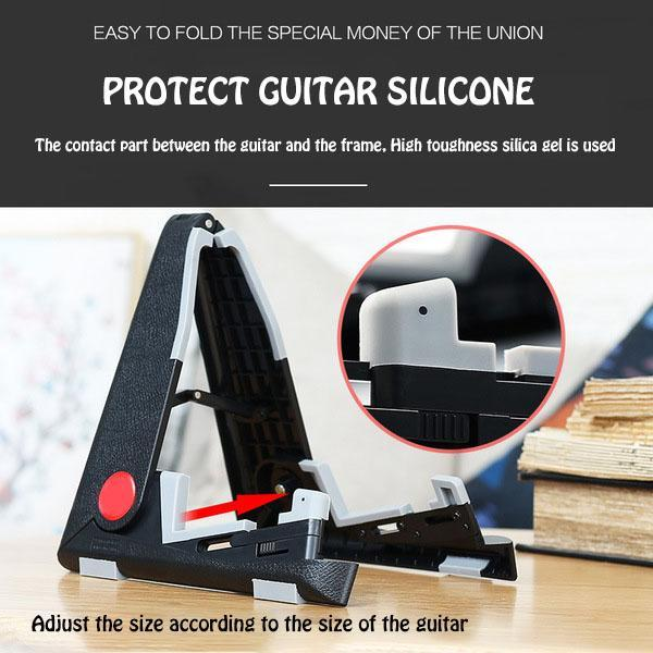 Guitar Portable Stents