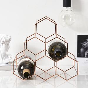 Wine Display Shelf