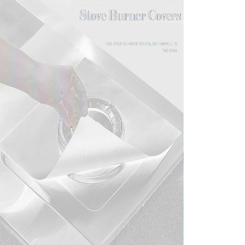 Stove Burner Covers ( 3pcs )