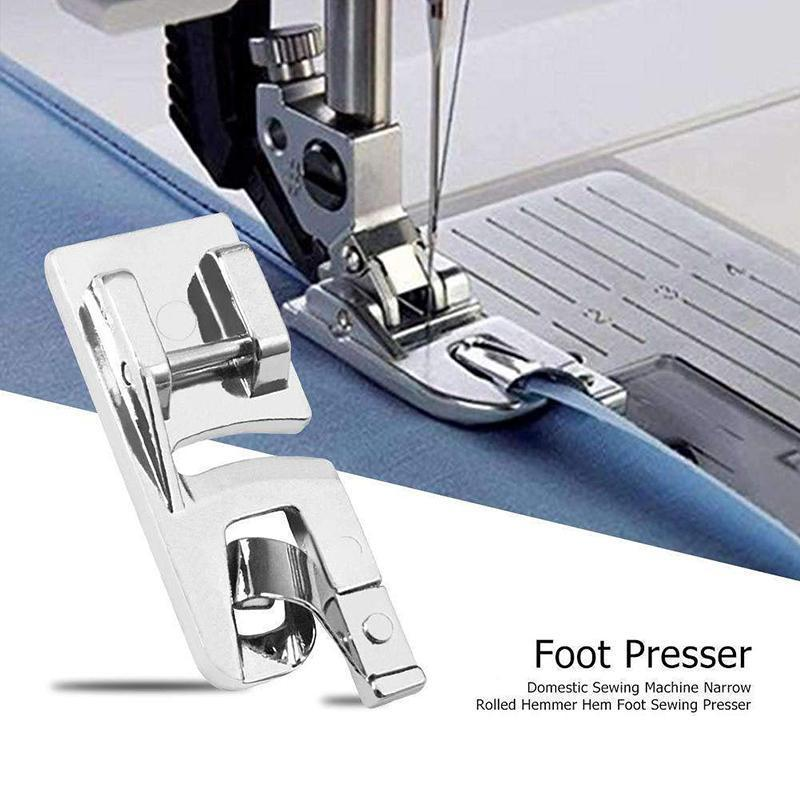 Narrow Rolled Hem Foot