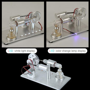 Stirling Engine Model