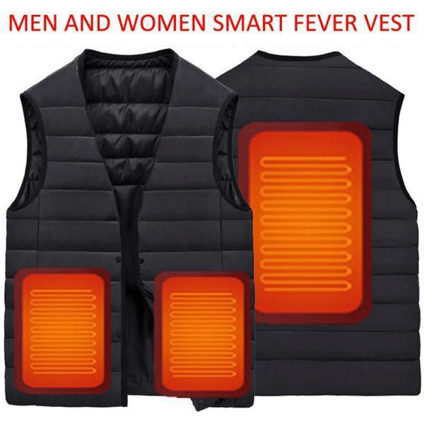 🔥Hot Sale🔥Unisex Warming Heated Vest
