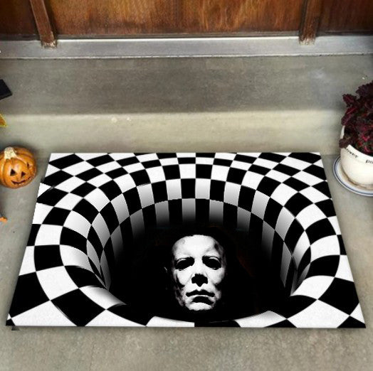 🔥50% OFF🔥Halloween Illusion Doormat 2020