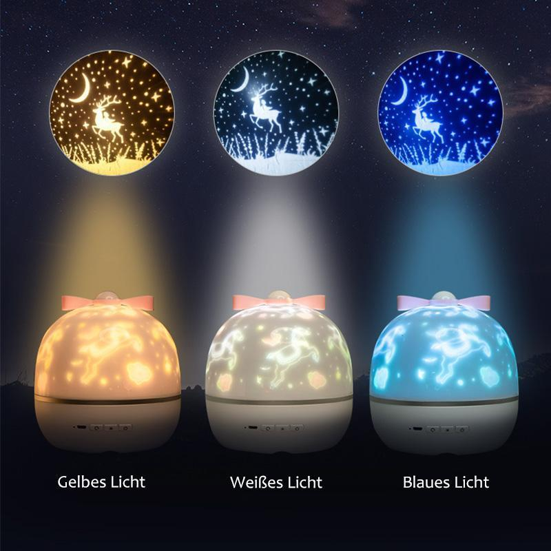 🔥360 Rotation Starry Sky Projector-😍(Buy 2 Free Shipping)