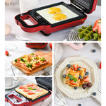Load image into Gallery viewer, 💥Best kitchenware💥Multifunctional Sandwich Maker Breakfast Toaster