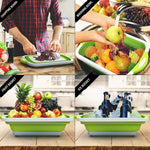 Load image into Gallery viewer, 🔥Hot Sale🔥Multifunction Chopping Boards(Grey)
