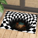 Load image into Gallery viewer, 🔥50% OFF🔥Halloween Illusion Doormat 2020