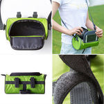 Load image into Gallery viewer, 🔥Hot Sale🔥Waterproof Bicycle Bike Front Storage Bag,PVC Pouch