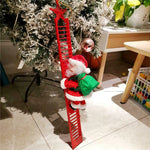 Load image into Gallery viewer, 🔥Christmas Hot Sales🔥Electric Climbing Ladder Santa Claus