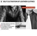Load image into Gallery viewer, 🔥Leather Jacket Men PU Coats Outerwear Motorcycle Biker🔥Free shipping