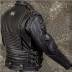Load image into Gallery viewer, 🔥MEN'S MOTORCYCLE BIKER PROTECTOR JACKET-Freeshipping
