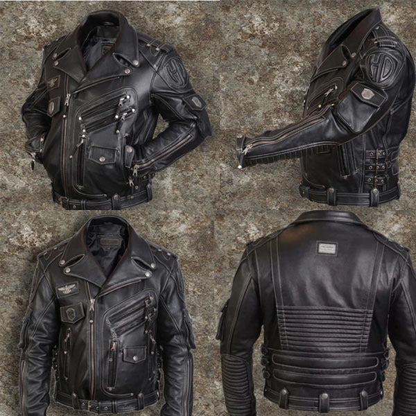 🔥MEN'S MOTORCYCLE BIKER PROTECTOR JACKET-Freeshipping