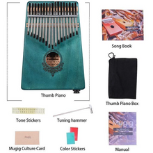 Load image into Gallery viewer, 50% OFF-Gorgeous 17 Keys Kalimba (Great Gifts) - BUY 2 FREE SHIPPING