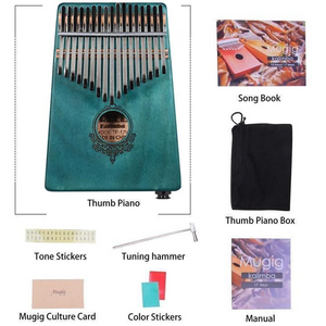 50% OFF-Gorgeous 17 Keys Kalimba (Great Gifts) - BUY 2 FREE SHIPPING