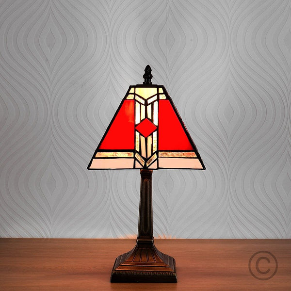 Astec Tiffany Table Lamp