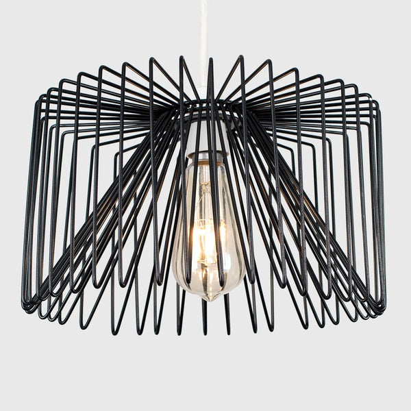 AMADEUS WIRE NON ELECTRIC PENDANT SHADE