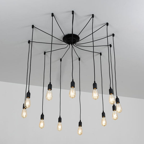 TOMBER 12 WAY PENDANT CEILING LIGHT