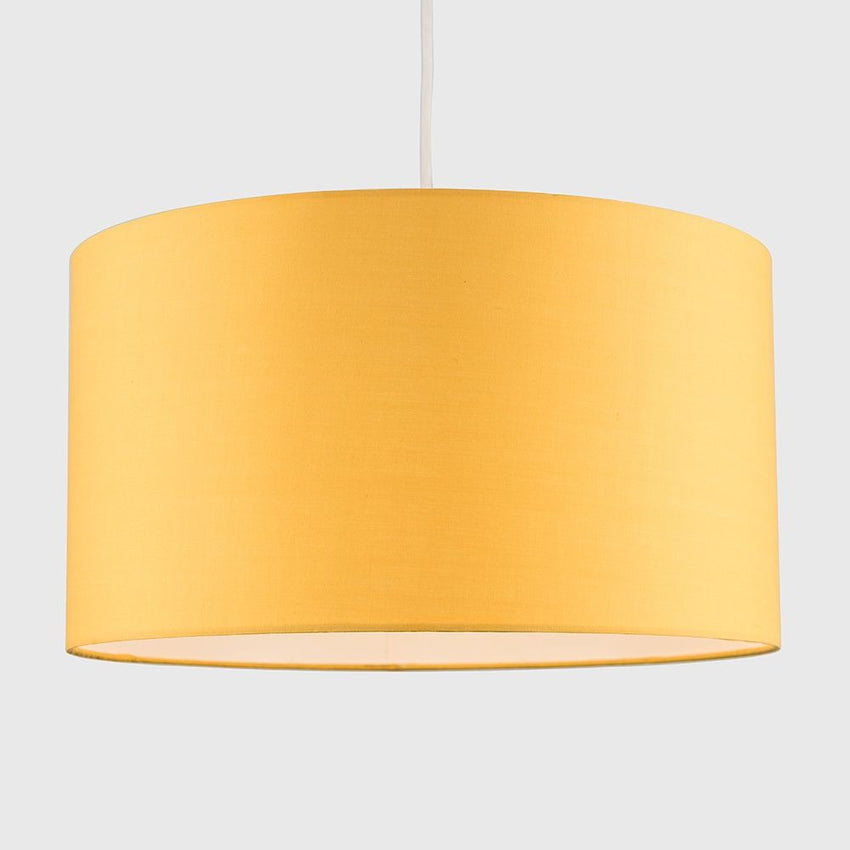 Reni XL Mustard Drum Shade