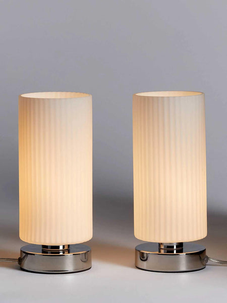 Ridge Touch Lamp Set Of 2