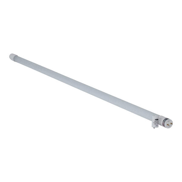 18W T8 LED Tube Lamp, 1710lm, 6500K, 1.2m