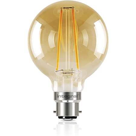INTEGRAL LED Vintage Lamp 2.5W=40W 1800K