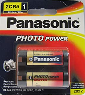 Panasonic lithium power CR5